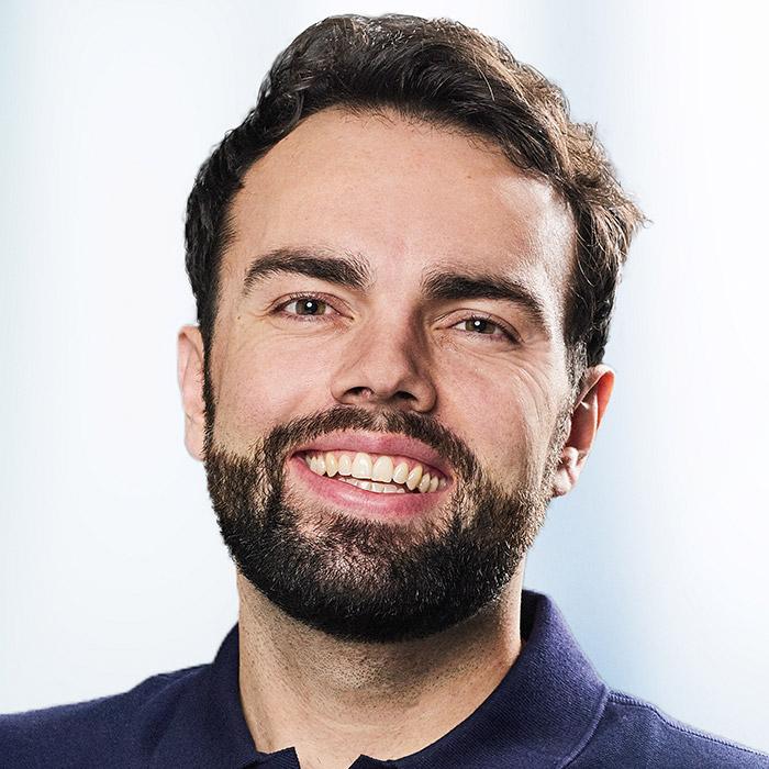 Zahnarzt Raphael Kläger
