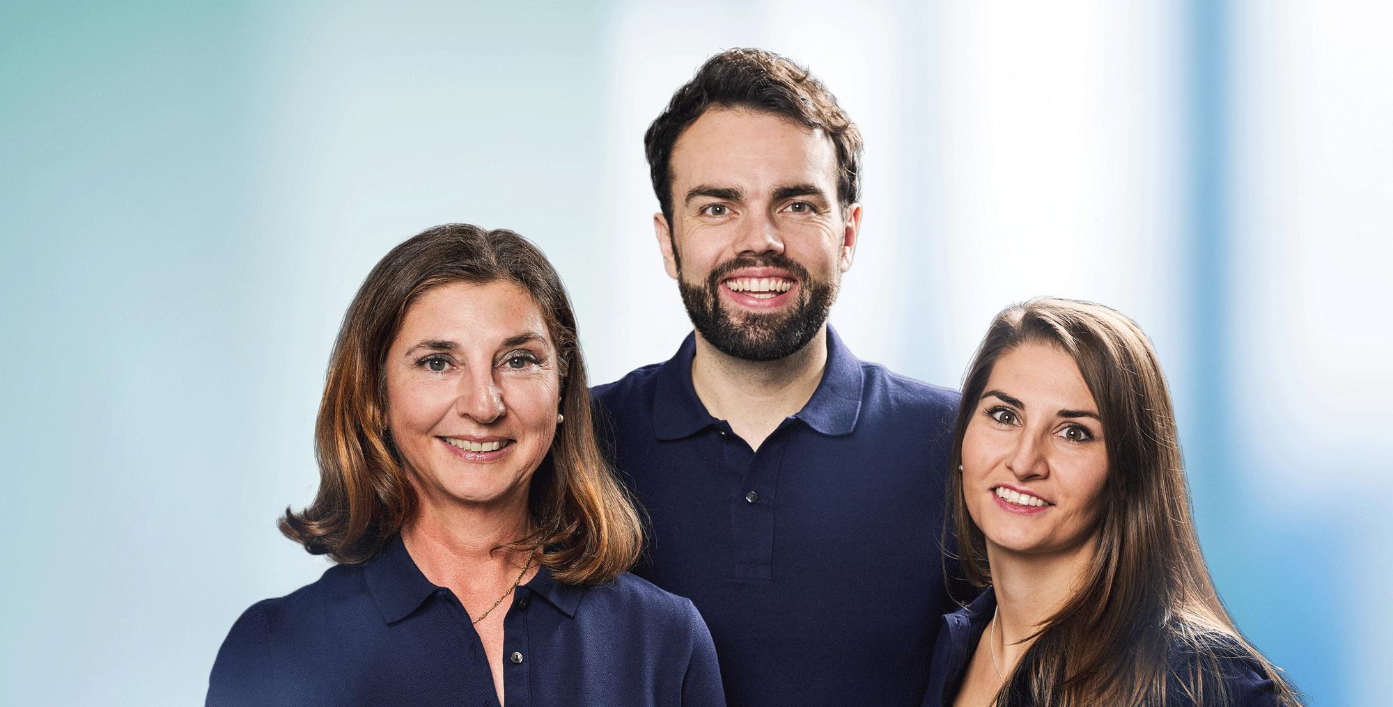 Hartung Kläger: Unser Praxis-Team freut sich auf Sie!